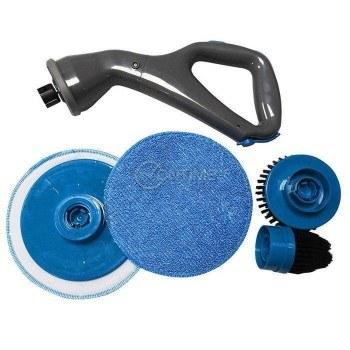 Уред за почистване с въртяща се глава Hurricane Muscle Scrubber