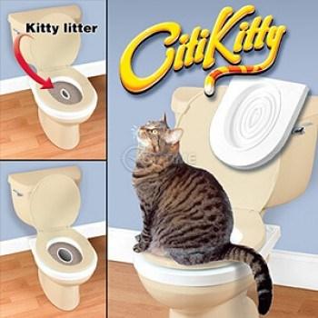 Котешка тоалетна Citi Kitty