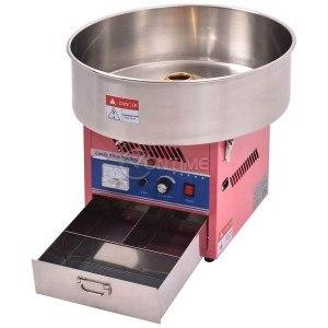 Машини за захарен памук, професионални, газ или ток