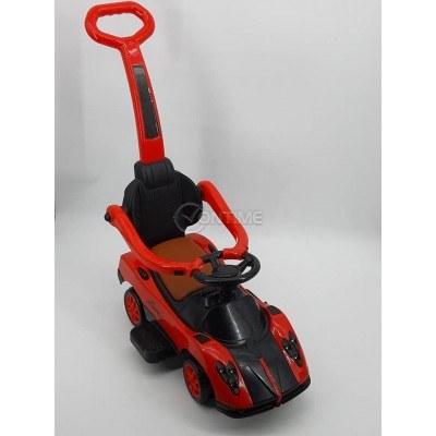 Детска кола за яздене и бутане, родителски контрол