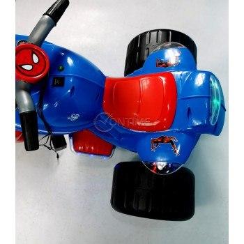 Детски акумулаторен мотор Spiderman