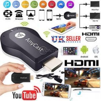 Устройство за безжично свързване на телефон/таблет с телевизор