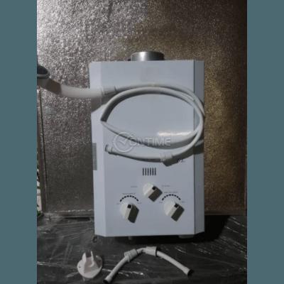 Газов проточен бойлер 12kW за къмпинг