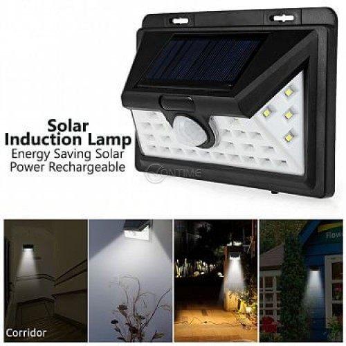 79a4f5e64c6 ᐉ Соларна LED лампа, сензор за движение, мощни диоди на топ цена ...