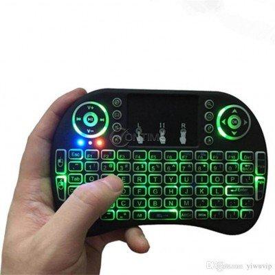 Безжична клавиатура за телевизор, Windows, Linux, Mac OS, Android