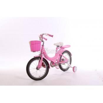 Детски велосипед розов