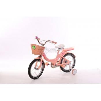 Детски велосипед, кошница, звънец, 16 цола