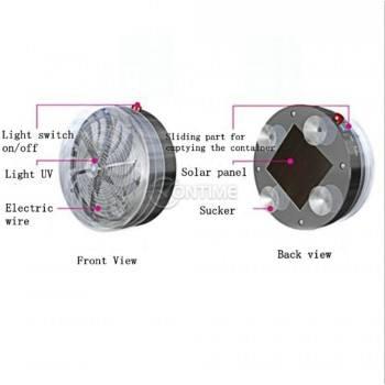 Соларa лампа инсектицид Solar Buzz Kill