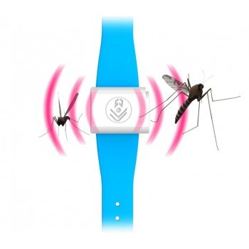 Ултразвукова гривна против комари