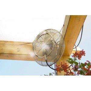 Вентилатор 3 в 1, таван, стойка, земя 70W, 50см диаметър