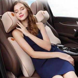 Комплект възглавници от мемори пяна за автомобилни седалки