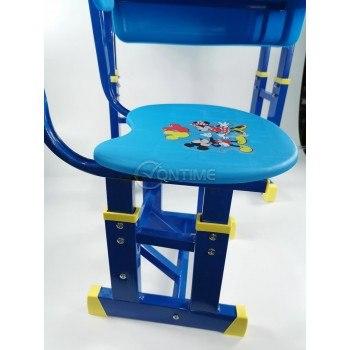 Бюро за детска стая със стол за момче Мики Маус
