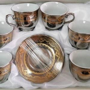 Сервиз за кафе лукс Парма