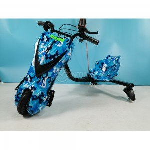 Електрически скутер за дрифт, лед гуми, bluetooth, 3 режима на каране
