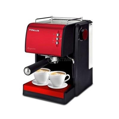 Кафемашина Finlux RED 1100W FEM-1691