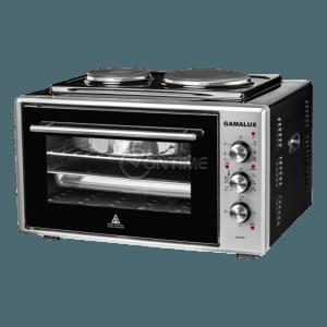 Готварска печка Gamalux 800W 1 x 1000W + 1 x 1500W I-28 HP
