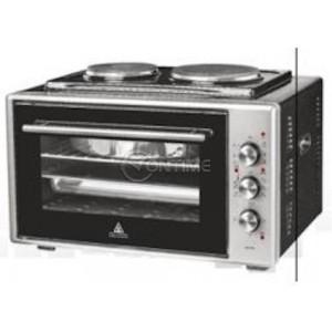 Готварска печка Gamalux 800W 1 x 1000W + 1 x 1500W I-28 HP 2