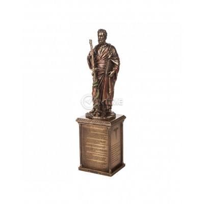 Статуетка на Хипократ с клетвата