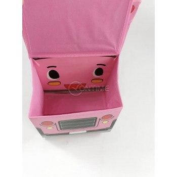 Детска кутия за играчки - Табуретка