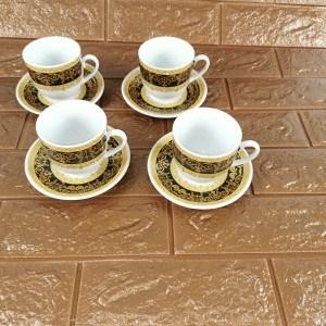 Сервиз за чай/кафе Верона GOLD
