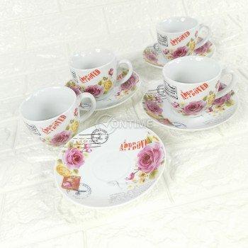 Сервиз за чай/кафе Roses
