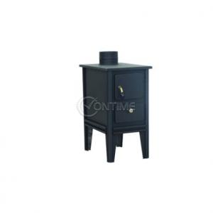 Печка МИНИ-C 5kW, 33 х 45 х 61, Стоманен плот