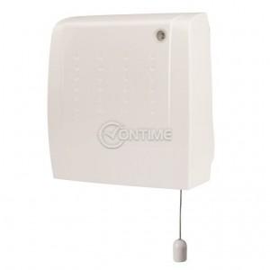 Електрическа вентилаторна печка за баня HOMA HBH-2004B