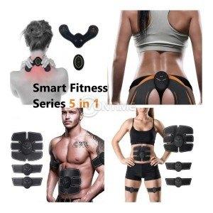 Мускулен електростимулатор ца цяло тяло 5 в 1 Smart Fitness RK 8861