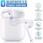 Безжични блутут 5.0 слушалки i11 tws със зарядна станция