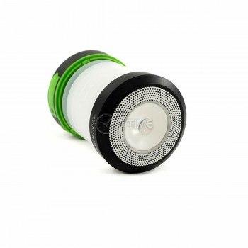 Телескопичен фенер-лампа, соларен панел, кука