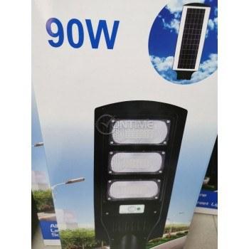 Соларна лед външна лампа 90W