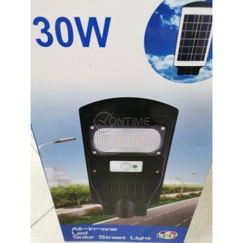 Соларна лед външна лампа 90W/60W/30W
