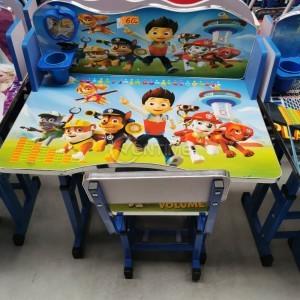 Детски чин и стол Paw patrol