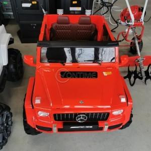 Акумулаторен джип Mercedes, дистационно, двуместен