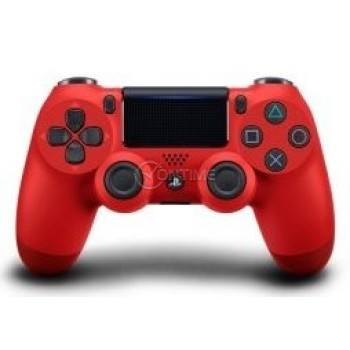 Джойстик за Sony PS4 DUALSHOCK 4 V2 MAGMA RED