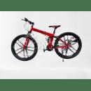 "Велосипед 26"" сгъваема рамка L, амортисьор"