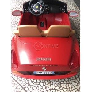 Акумулаторна кола за деца 3+ Ferrari