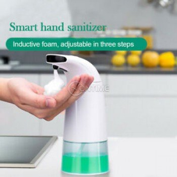 Автоматичен безконтактен диспенсър за сапун и дезинфектанти