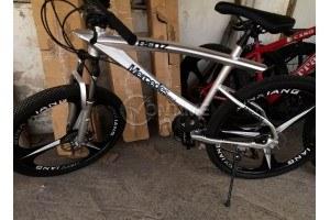 "Велосипед 26"" лята капла, сив цвят"
