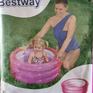 Детски басейн кръгъл, диаметър 70см