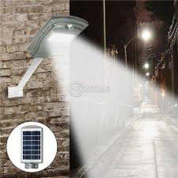 Соларна лед външна лампа 20W