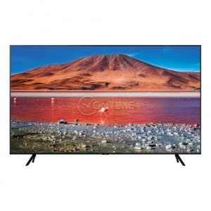 Телевизор Samsung UE43TU7072UXXH, 3840x2160 UHD-4K, 43 inch, LED, Smart TV, Tizen