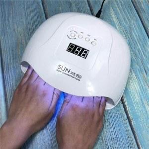 Лампа за маникюр SUN X5 PLUS, две ръце, 110W