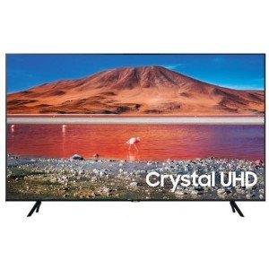 Телевизор Samsung UE55TU7072UXXH, 139sm,  Smart TV, Tizen, 3840x2160 UHD-4K