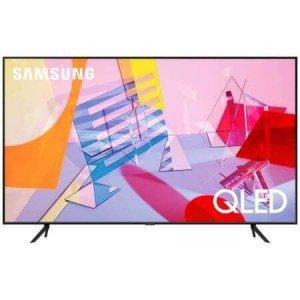 Телевизор Samsung QE43Q60TAUXXH , 109 см, 3840x2160 UHD-4K , 43 inch, QLED
