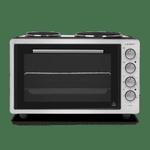 Мини готварска печка Crown CMO-422SI, 42L