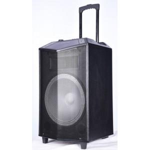 Аудио система Finlux PBS-5015H, микрофон, вградена батериа 7A/12V, Bluetooth