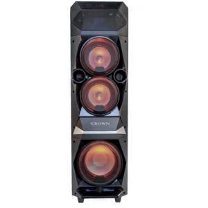 Аудио караоке система Crown GTB-12086BUF
