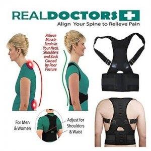 Колан за изправяне на стойката Real Doctors