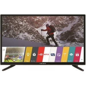 "Телевизор Crown 32"" 32D19AWS, Android, Smart, HD Ready"
